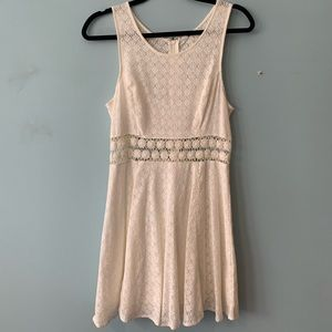 Free People Lacey Skater Dress